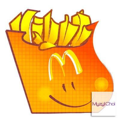 Smiling Fries | 2008